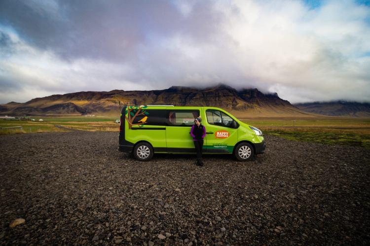 Reykjavik (Courtesy: Natasha & Cameron)