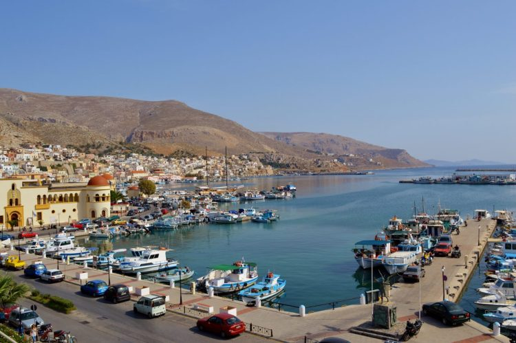 Kalymnos Island (Courtesy: Maureen)