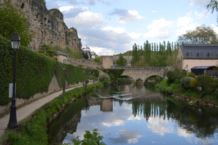 Luxembourg City (Courtesy: Rachel Brown)