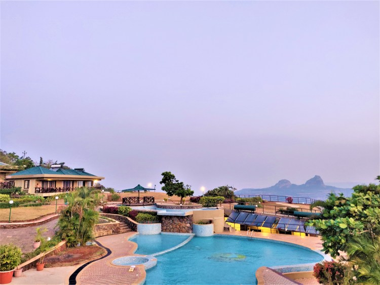 Upper Deck Resort in Lonavala (after the edits)