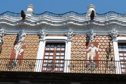 Casa de los Muñecos, Puebla