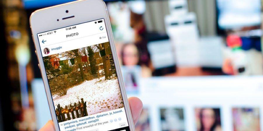 Hogyan lehet bejegyzéseket és fényképeket felvenni az infraáló szalagban