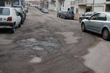 Câmara obrigada a repavimentar várias ruas         da cidade
