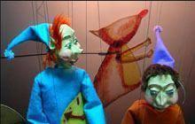 Marionetas, objectos e sombras ao teatro
