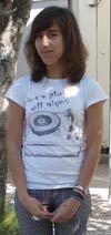 Sofia Carvalhinho na 1ª pessoa