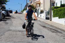 Dar a volta ao país de bicicleta