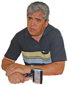 «A propensão para o conflito que o         presidente demonstra não é benéfica para o Covilhã»