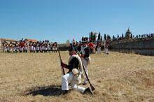 Explosão da fortaleza de Almeida recriada         este fim-de-semana