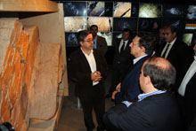 Durão Barroso impressionado com Museu do Côa