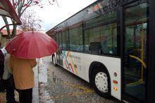 """Rede de transportes urbanos """"acerta"""" horários"""