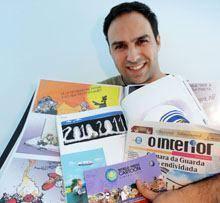 """""""Intertoon"""" novamente na exposição do World         Press Cartoon"""