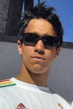 Carlos Costa com recorde nacional nos 60         metros