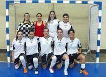 Leões da Floresta organizaram 1ª Maratona de         Futsal Feminino