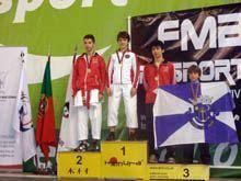 Diogo Rafael venceu em Matosinhos