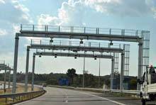 Quebras de tráfego acentuam-se na A23 e A25
