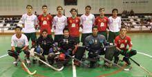 Seleção Nacional de Sub-17 de Hóquei voltou         a estagiar em Foz Côa