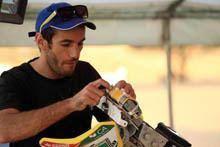 Mário Patrão confiante para estreia no Rali         Dakar