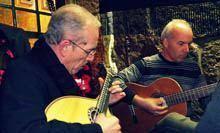 Noitedo dedicada ao fado no Medieval Pub