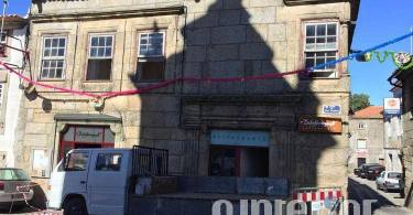Já arrancaram as obras no restaurante do centro histórico consumido pelas chamas em setembro