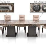 Modern Conference Tables Metal Restaurant Tables Contemporary Commercial Designs Denver Co
