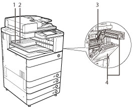 Inner 2 Way Tray-F1