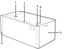 POD Deck Lite XL-A1 (1x3.500)