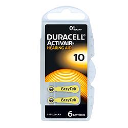 Pila Duracell Activair 10 Image