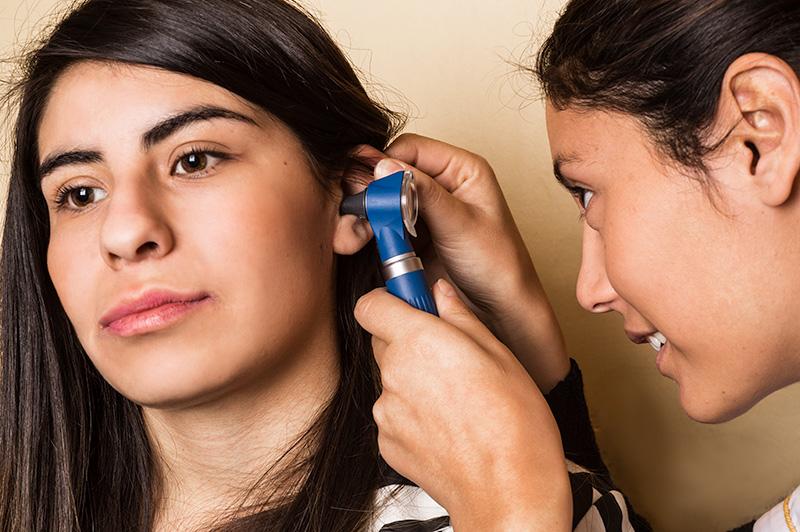 Evaluación de audición (Audiometría) Image