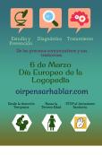 Día Europeo de la Logopedia