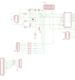 serial com port programmer for at89s52 at89s51 and avr here is the programmer schematic [ 1056 x 1006 Pixel ]