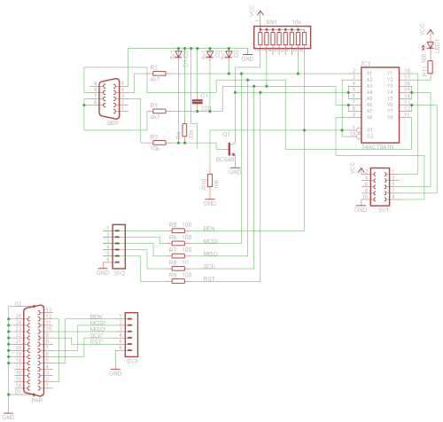 small resolution of serial com port programmer for at89s52 at89s51 and avr here is the programmer schematic