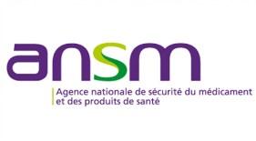 ANSM - Agence National de Sécurité du médicament, des produits de santé et des produits cosmétiques