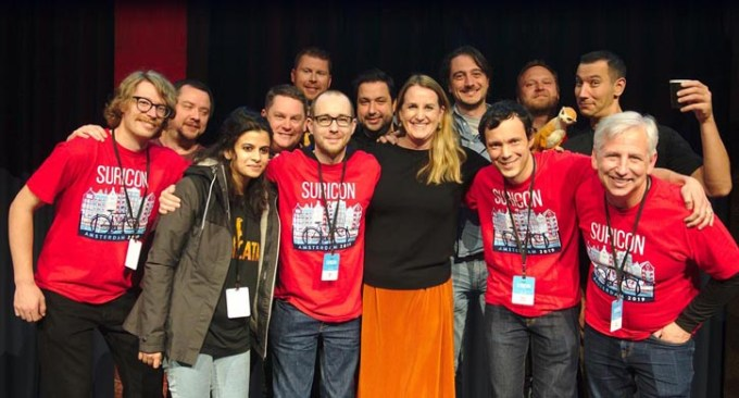 The OISF Team Members