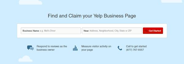 yelp-claim-search