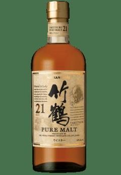 Taketsuru Pure Malt 21 Years Old