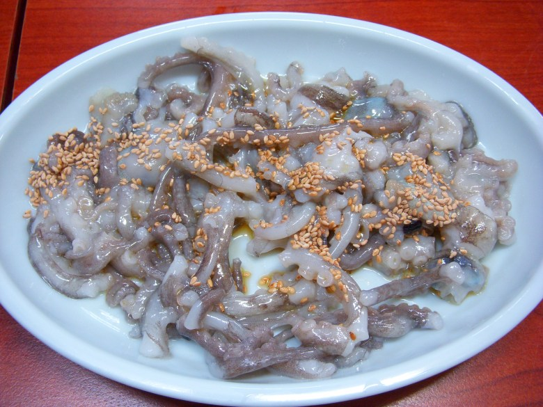 Photo Description: Korean.cuisine-Sannakji.hoe-01