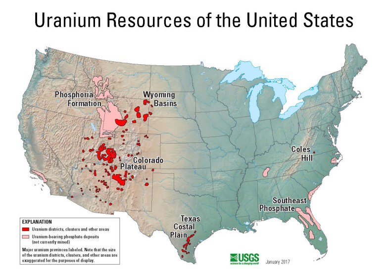 uranium-resources