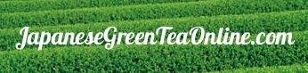 Photo Description: Japanese Green Tea Online logo.