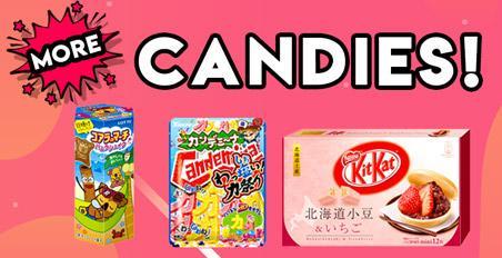 Photo Description: candy graphic