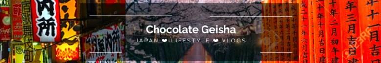 Photo Description: Chocolate Geisha header.