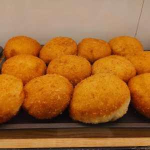 Oishi Pan Bakery Singapore - Best Ham Cheese Donut