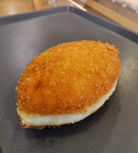 Oishipan bakery - best curry Donut