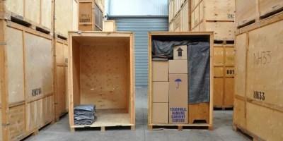 storage london