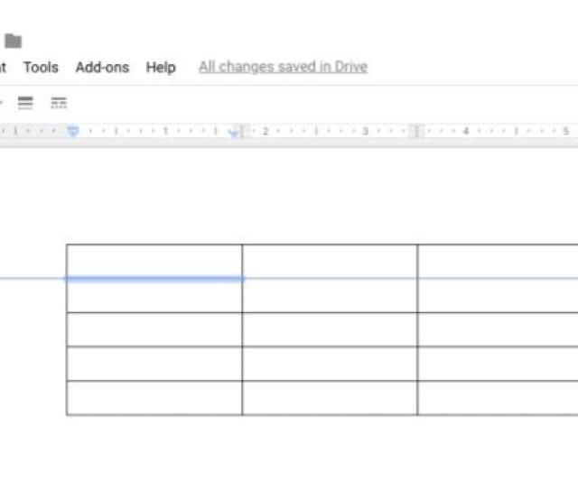 Google Adds Vertical Ruler In Docs Office Of Information Technology
