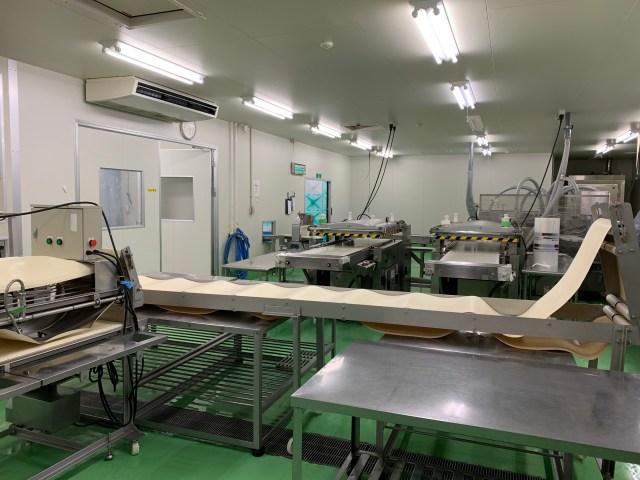 県漁協水産物加工施設