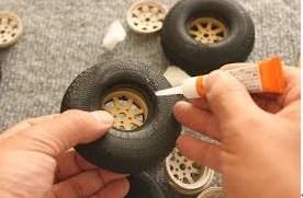 タイヤの補修