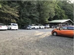 二荒山駐車場