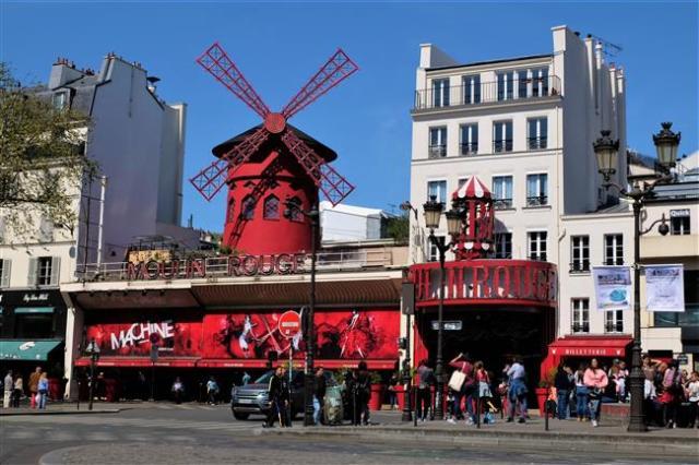 Mouling Rouge Paris