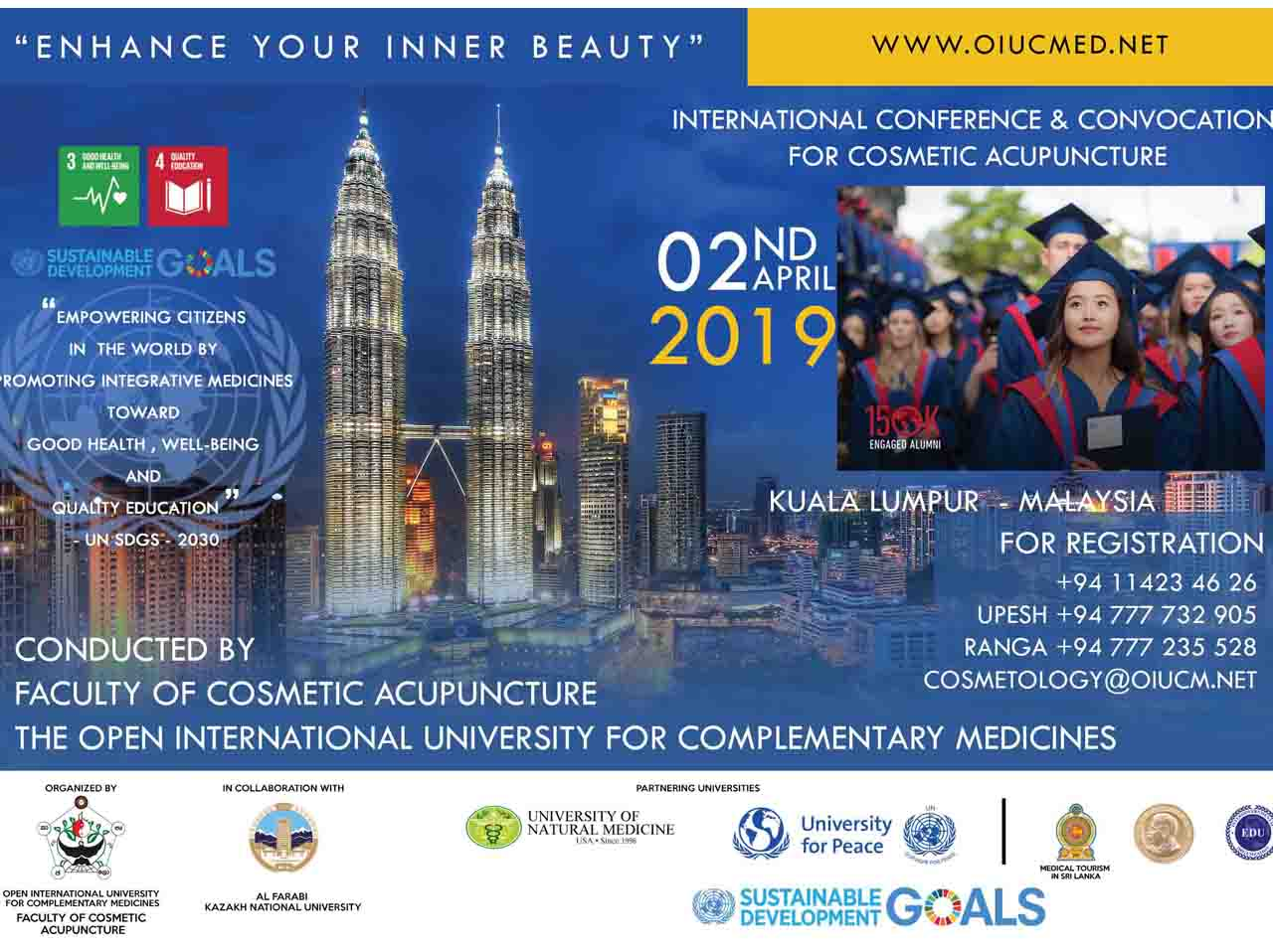 OIUCMED | The Open International University for Complementary Medicines