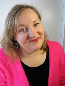 kuvataideterapeutti helsinki Johanna Wahlbeck kuva